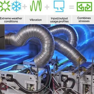 halt testing on schneider electric components for wholesale distribution