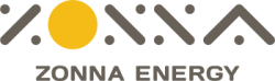 zonna name logo solar energy equipment supplier