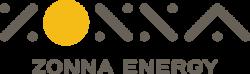 zonna name logo solar energy equipment supplier