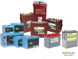 batteries from solar energy equipment supplier